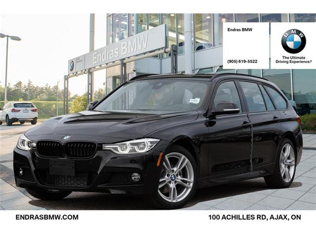 2018 BMW 328d xDrive Touring (Stk: 35235) in Ajax - Image 1 of 22