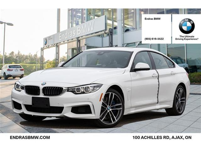 2019 BMW 440i xDrive Gran Coupe  (Stk: 40954) in Ajax - Image 1 of 22