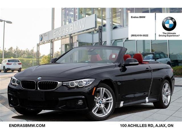 2019 BMW 430 i xDrive (Stk: 40956) in Ajax - Image 1 of 22