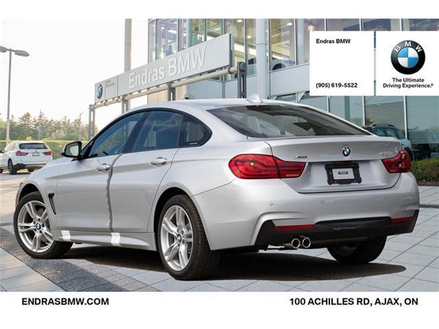 2019 BMW 430i xDrive Gran Coupe  (Stk: 40962) in Ajax - Image 4 of 22