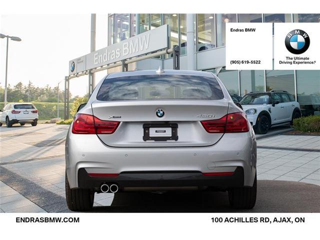 2019 BMW 430i xDrive Gran Coupe  (Stk: 40962) in Ajax - Image 5 of 22