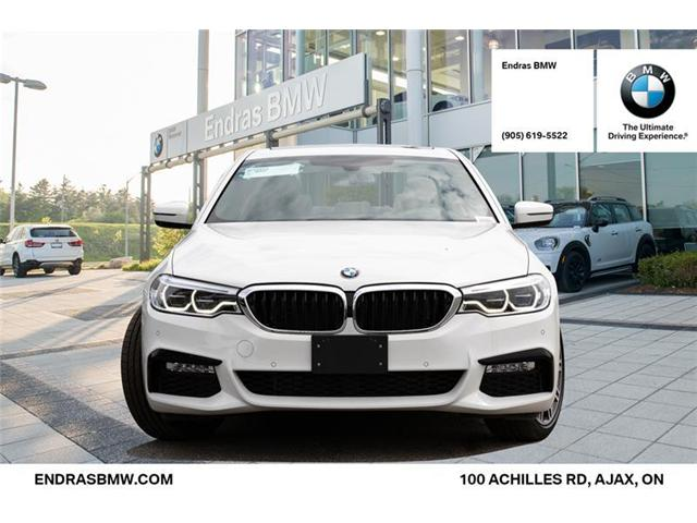 2018 BMW 530 i xDrive (Stk: 52358) in Ajax - Image 2 of 22