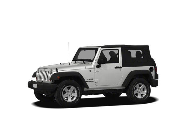 2011 Jeep Wrangler Sport (Stk: 167142) in Medicine Hat - Image 1 of 1