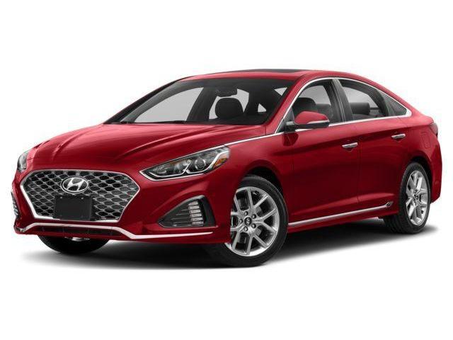 2018 Hyundai Sonata 2.0T Sport (Stk: R8307) in Brockville - Image 1 of 9