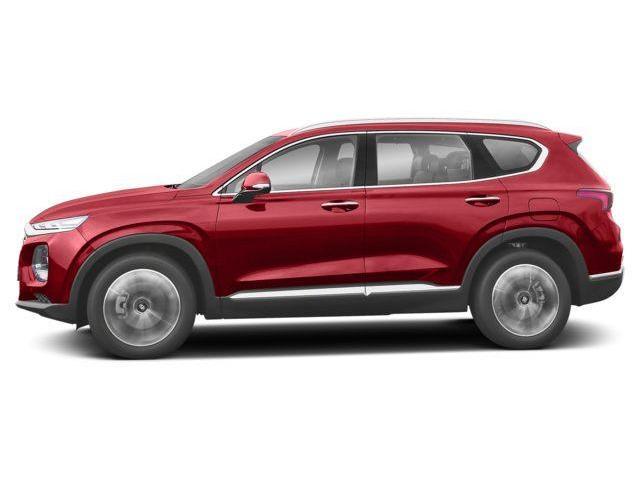 2019 Hyundai Santa Fe ESSENTIAL (Stk: KH007002) in Mississauga - Image 2 of 3
