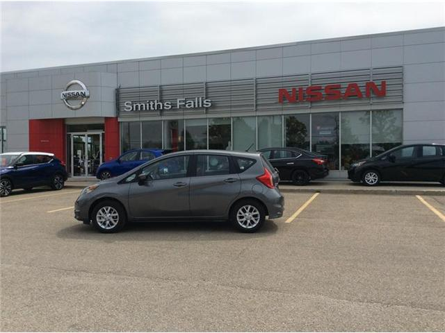 2018 Nissan Versa Note 1.6 SV (Stk: 18-280) in Smiths Falls - Image 1 of 13