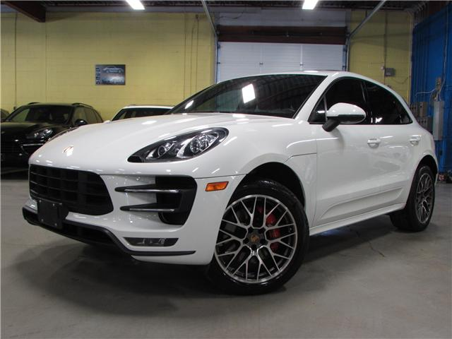 2015 Porsche Macan Turbo (Stk: C5354) in North York - Image 1 of 24