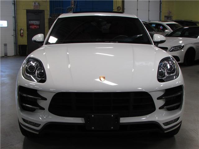 2015 Porsche Macan Turbo (Stk: C5354) in North York - Image 3 of 24