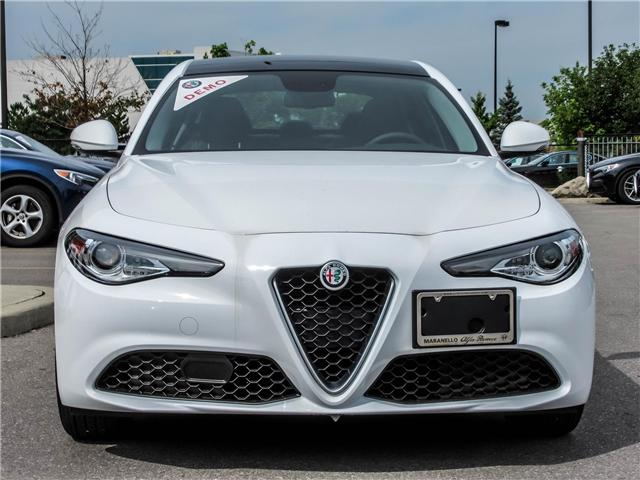 2017 Alfa Romeo Giulia Base (Stk: ALFA255) in Vaughan - Image 2 of 23