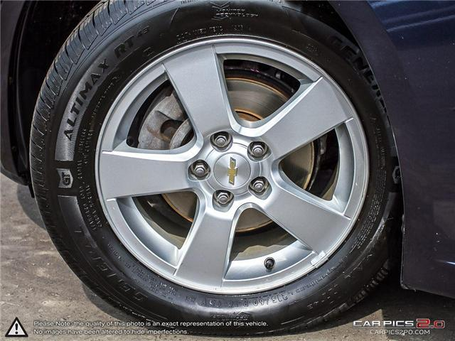 2014 Chevrolet Cruze 2LT (Stk: 27721) in Georgetown - Image 6 of 27