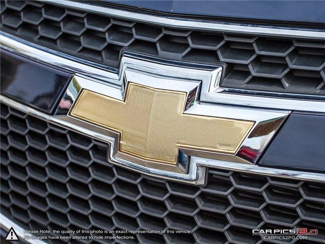 2014 Chevrolet Cruze 2LT (Stk: 27721) in Georgetown - Image 9 of 27