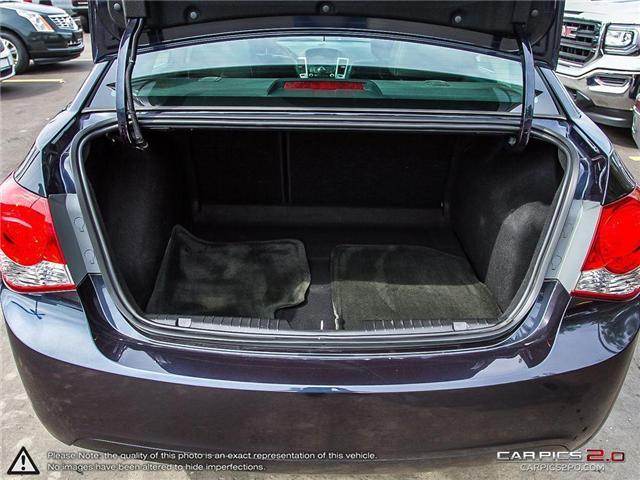 2014 Chevrolet Cruze 2LT (Stk: 27721) in Georgetown - Image 11 of 27