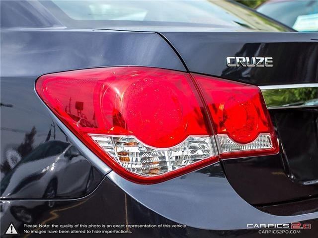 2014 Chevrolet Cruze 2LT (Stk: 27721) in Georgetown - Image 12 of 27