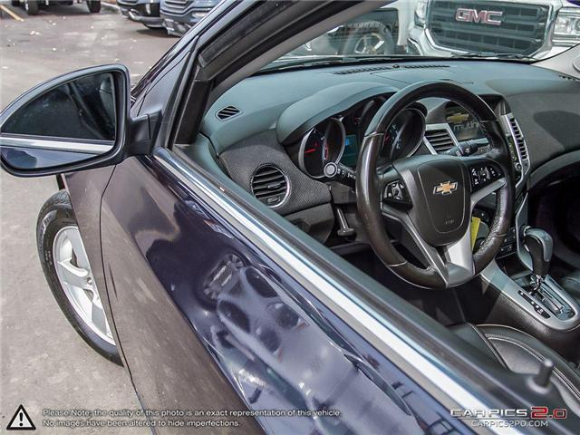 2014 Chevrolet Cruze 2LT (Stk: 27721) in Georgetown - Image 26 of 27