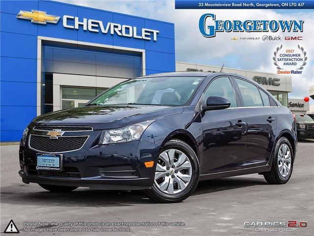 2014 Chevrolet Cruze 1LT (Stk: 2361) in Georgetown - Image 1 of 27