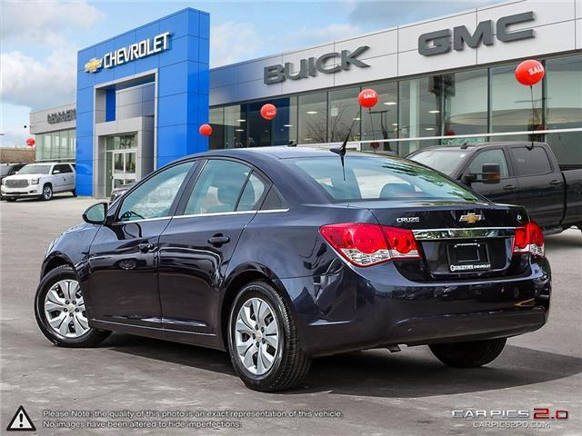 2014 Chevrolet Cruze 1LT (Stk: 2361) in Georgetown - Image 4 of 27