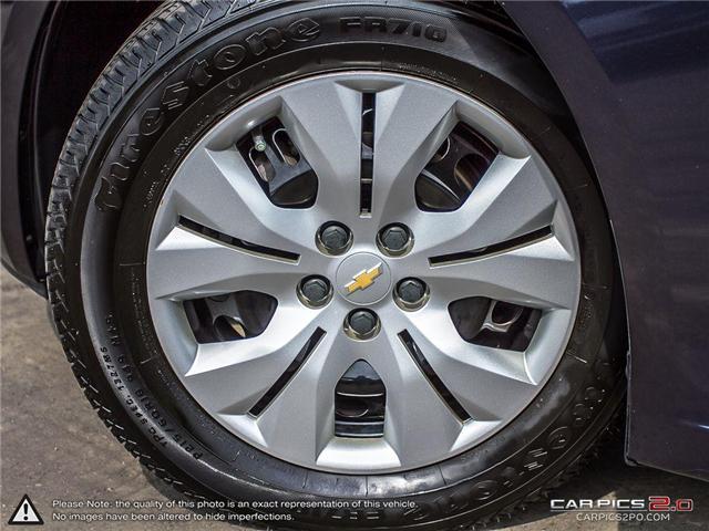 2014 Chevrolet Cruze 1LT (Stk: 2361) in Georgetown - Image 6 of 27
