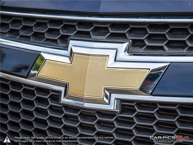 2014 Chevrolet Cruze 1LT (Stk: 2361) in Georgetown - Image 9 of 27