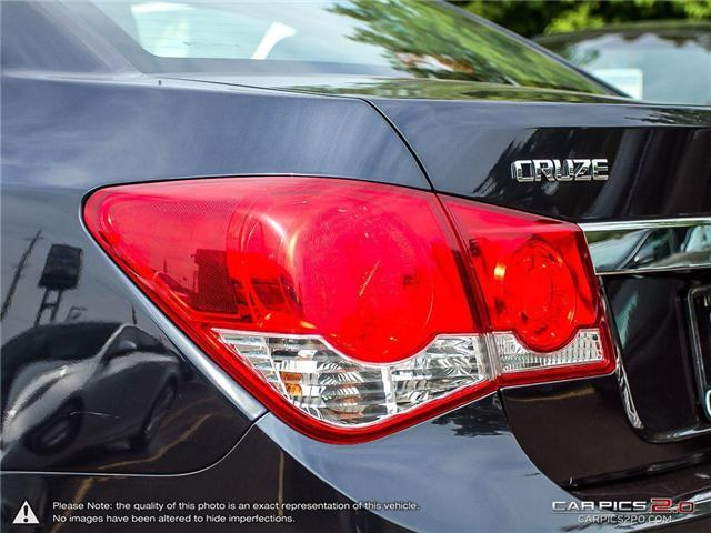 2014 Chevrolet Cruze 1LT (Stk: 2361) in Georgetown - Image 12 of 27
