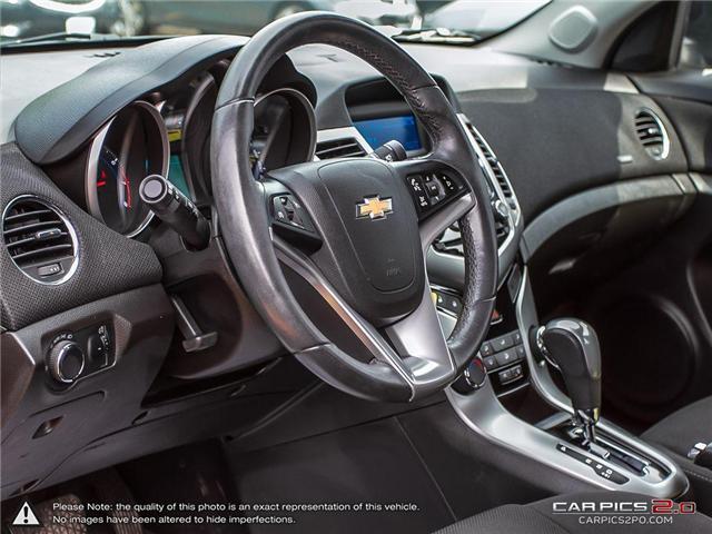 2014 Chevrolet Cruze 1LT (Stk: 2361) in Georgetown - Image 13 of 27