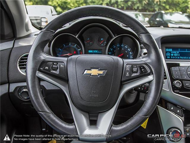 2014 Chevrolet Cruze 1LT (Stk: 2361) in Georgetown - Image 14 of 27
