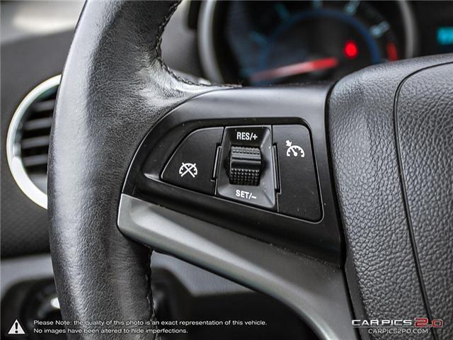 2014 Chevrolet Cruze 1LT (Stk: 2361) in Georgetown - Image 18 of 27