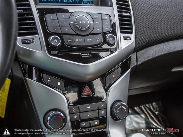 2014 Chevrolet Cruze 1LT (Stk: 2361) in Georgetown - Image 20 of 27
