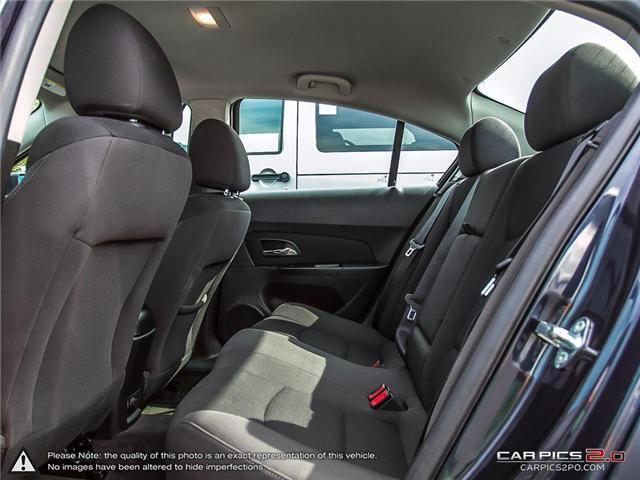 2014 Chevrolet Cruze 1LT (Stk: 2361) in Georgetown - Image 24 of 27
