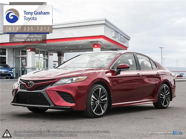 2018 Toyota Camry XSE (Stk: 57067) in Ottawa - Image 1 of 27