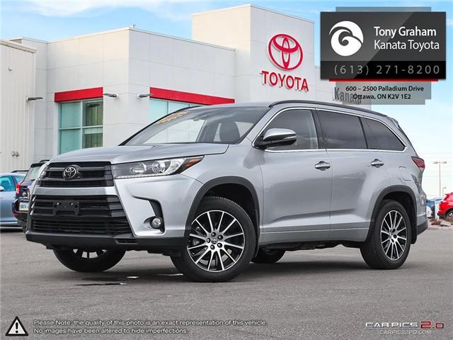 2018 Toyota Highlander XLE (Stk: 88292) in Ottawa - Image 1 of 25