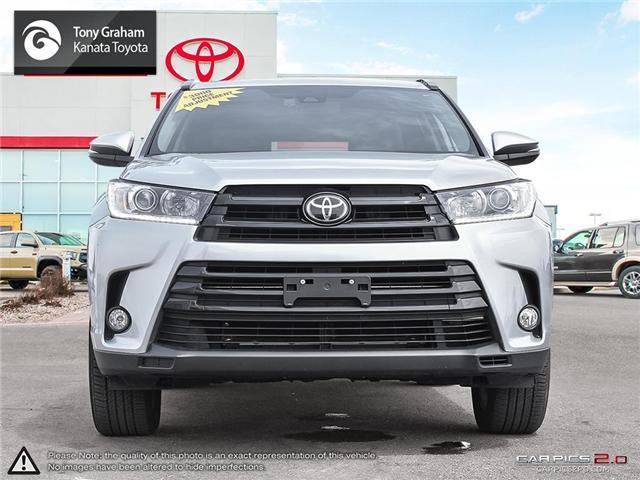 2018 Toyota Highlander XLE (Stk: 88292) in Ottawa - Image 2 of 25