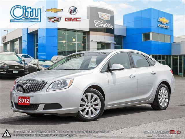 2012 Buick Verano Base (Stk: 2882121A) in Toronto - Image 1 of 27