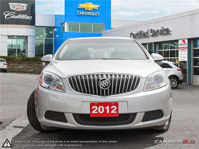 2012 Buick Verano Base (Stk: 2882121A) in Toronto - Image 2 of 27