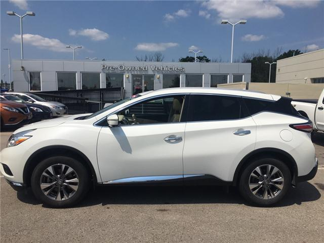 2016 Nissan Murano SL (Stk: L180711) in London - Image 2 of 19