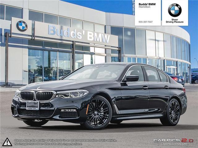 2018 BMW 530 i xDrive (Stk: B47937) in Hamilton - Image 1 of 27