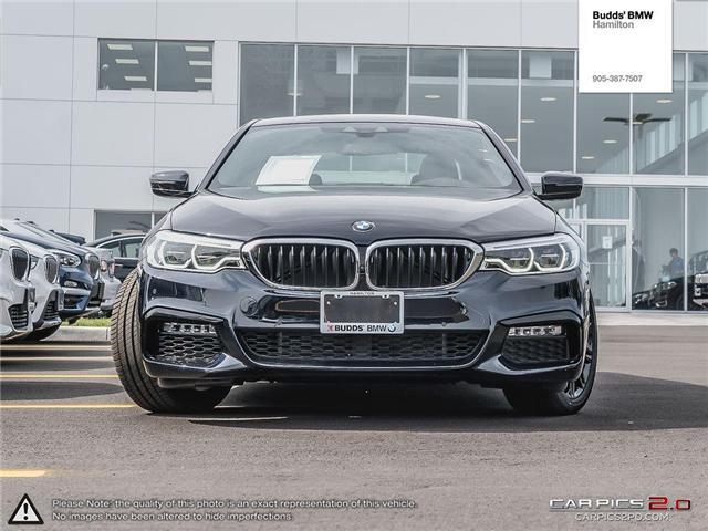 2018 BMW 530 i xDrive (Stk: B47937) in Hamilton - Image 2 of 27