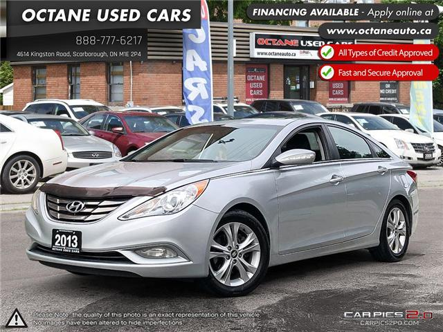 2013 Hyundai Sonata Limited (Stk: ) in Scarborough - Image 1 of 24