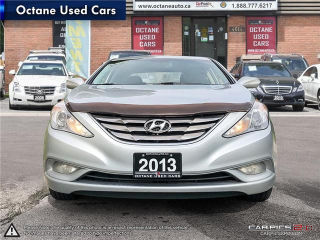 2013 Hyundai Sonata Limited (Stk: ) in Scarborough - Image 2 of 24