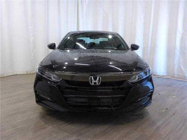 2018 Honda Accord Sport (Stk: 1844040) in Calgary - Image 2 of 19