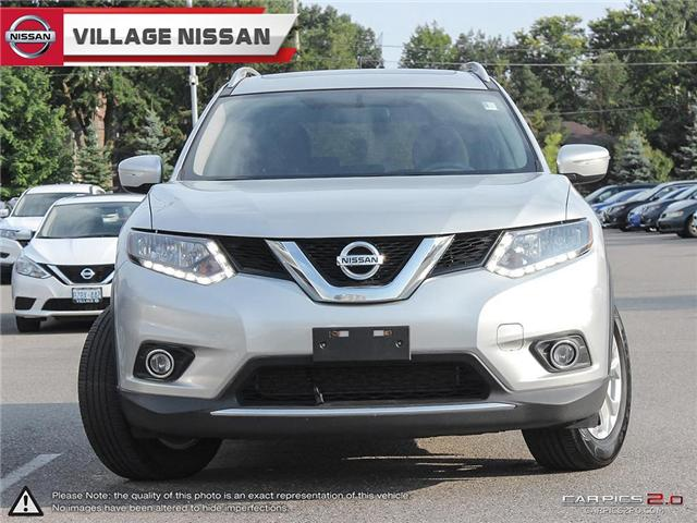 2015 Nissan Rogue SV (Stk: 80537A) in Unionville - Image 2 of 27