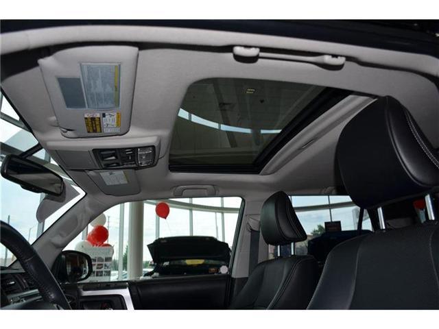 2016 Toyota 4Runner SR5 (Stk: 296054) in Milton - Image 7 of 44