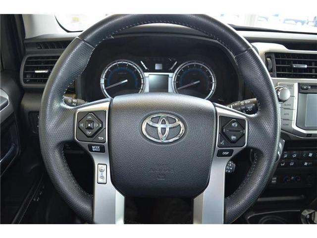 2016 Toyota 4Runner SR5 (Stk: 296054) in Milton - Image 19 of 44