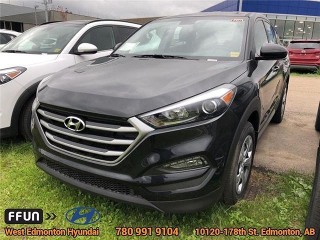 2018 Hyundai Tucson  (Stk: TC82453) in Edmonton - Image 1 of 1