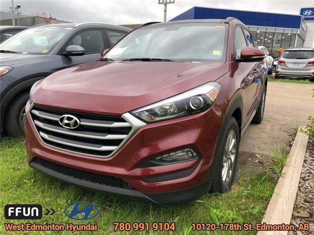 2018 Hyundai Tucson  (Stk: TC82720) in Edmonton - Image 1 of 1