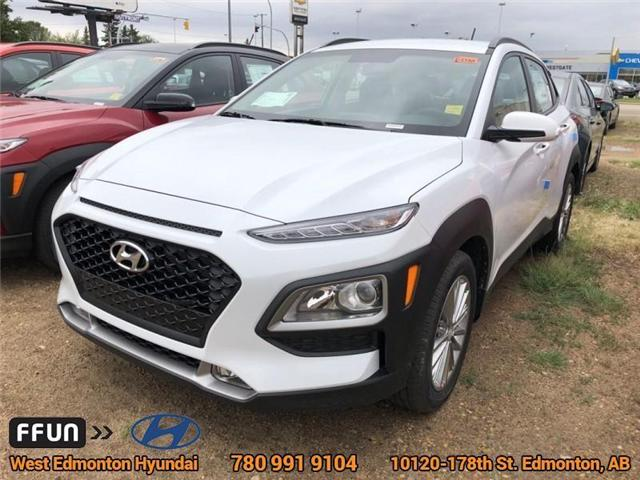 2018 Hyundai Kona 2.0L Preferred (Stk: KN87115) in Edmonton - Image 1 of 1