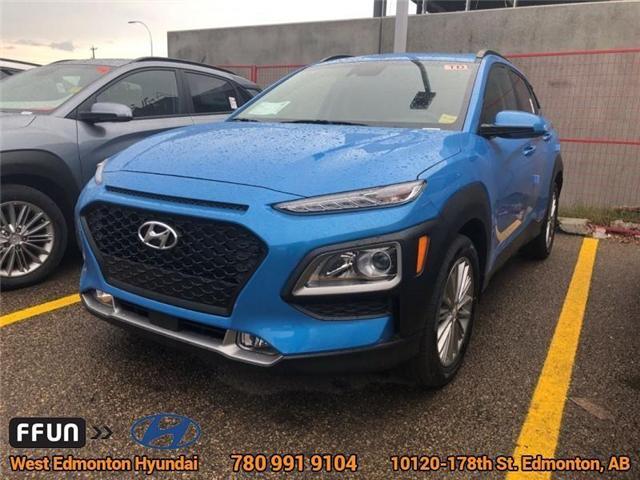 2018 Hyundai Kona  (Stk: KN82227T) in Edmonton - Image 1 of 1
