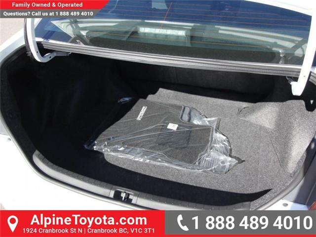 2019 Toyota Corolla LE Upgrade Package (Stk: C126969) in Cranbrook - Image 15 of 16