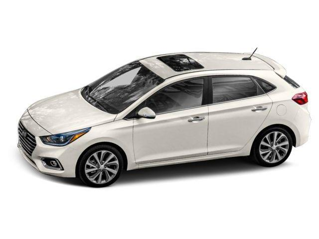2018 Hyundai Accent  (Stk: AN87003) in Edmonton - Image 1 of 2