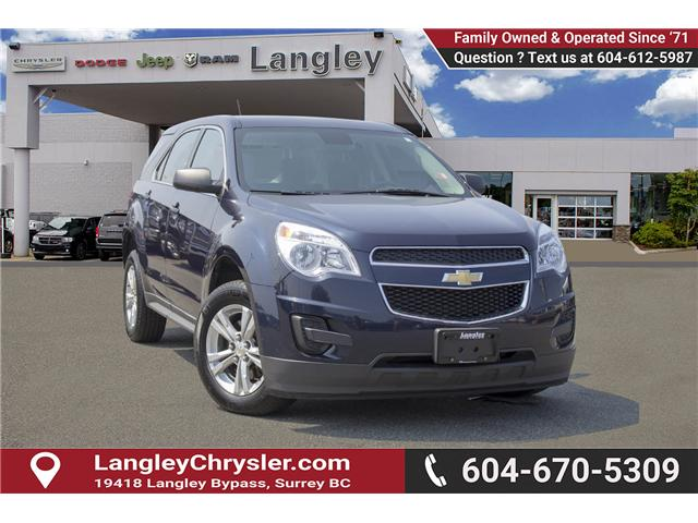 2015 Chevrolet Equinox LS (Stk: EE895660) in Surrey - Image 1 of 24