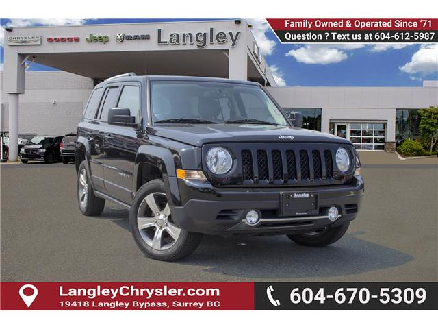 2016 Jeep Patriot Sport/North (Stk: H795971A) in Surrey - Image 1 of 25